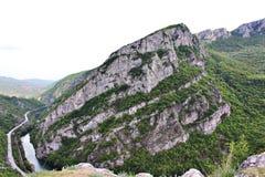 Free Beautiful Canyon Of River Nisava Stock Photos - 91078663
