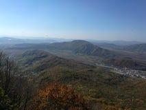 The cap mountain royalty free stock photos