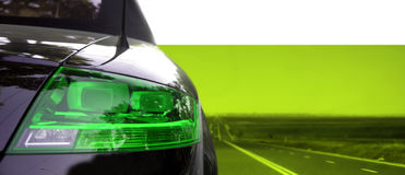Beautiful car. Stock Images