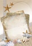 Beautiful card for congratulation or invitation Stock Photo