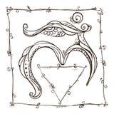 Beautiful card Royalty Free Stock Photos