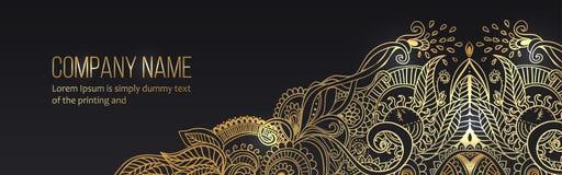 Beautiful card vector Stock Image