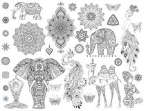 Beautiful card vector Royalty Free Stock Image