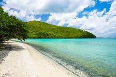 Beautiful Caribbean beach Stock Images