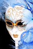 Beautiful carnival mask Stock Image