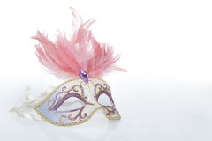 Beautiful carnival mask Royalty Free Stock Photo