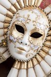 Beautiful carnival mask from venice Stock Photos