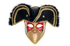 Beautiful carnivale mask Stock Photos