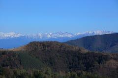 Beautiful Carpathian Mountains Royalty Free Stock Photo