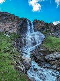 Beautiful cascade royalty free stock photo