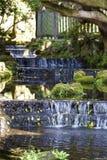 Beautiful cascade Stock Image