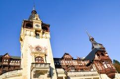 Beautiful    castel Stock Image