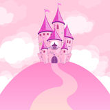 Beautiful castle Royalty Free Stock Photos