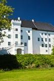 Beautiful Castle of Dragsholm, Zeland, Denmark. Royalty Free Stock Images