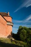 Beautiful castle Royalty Free Stock Photos