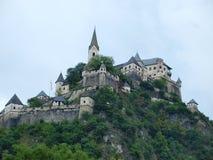Beautiful castle Hochosterwitz, Carinthia. Austria Royalty Free Stock Images