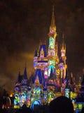 Beautiful castle Stock Image