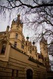 Beautiful Castle in Schwerin Royalty Free Stock Photo