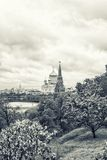 Beautiful Cathedral of Christ the Savior Royalty Free Stock Image