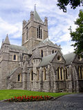 Beautiful cathedral in Ireland Royalty Free Stock Images