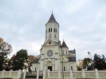 Beautiful Catholic church, Lithuania Royalty Free Stock Image