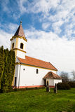Beautiful catholic church Stock Photo