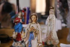 Beautiful catholic images royalty free stock photography