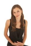 Beautiful Caucasian businesswoman Stock Images