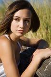 Beautiful caucasian girl Royalty Free Stock Image