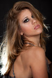 Beautiful caucasian twenties woman Stock Photo