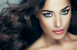 Beautiful Caucasian Woman Stock Image