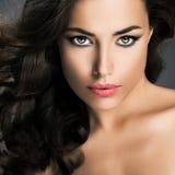 Beautiful Caucasian Woman Royalty Free Stock Photo