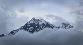 Beautiful Caucasus mountains. Stock Photos