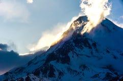 Beautiful Caucasus Mountains,Georgia Royalty Free Stock Photo