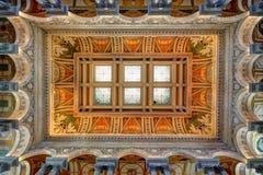 Beautiful ceiling Stock Image