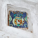 Beautiful ceramic ornament Royalty Free Stock Photos