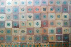 Beautiful ceramic tiles Royalty Free Stock Photo