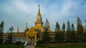 Beautiful Chaimongkol pagoda Stock Photo