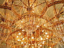 Beautiful Chandelier Royalty Free Stock Image