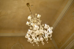 Beautiful chandelier Royalty Free Stock Photography