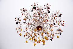 Beautiful chandelier Stock Photo