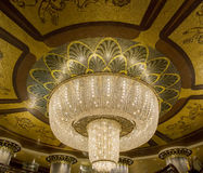 Beautiful chandelier Royalty Free Stock Photo