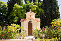 Beautiful chapel in Monastery of Saint George Stock Photography