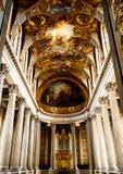 Beautiful chapel in Versailles palace Royalty Free Stock Photos