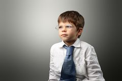 Beautiful child Royalty Free Stock Image
