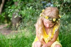Beautiful child Royalty Free Stock Photography