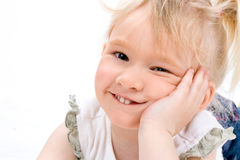Beautiful child Royalty Free Stock Image