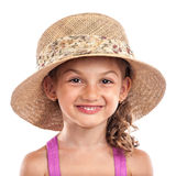 Beautiful child girl portrait Royalty Free Stock Photography