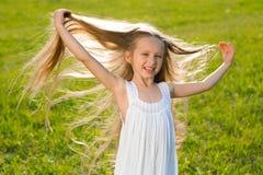 Beautiful child. Stock Photo