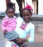Beautiful Children In Havana Cuba Stock Images